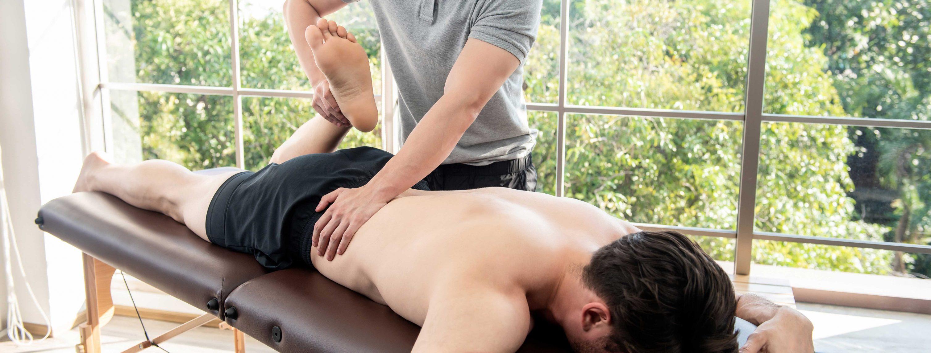 Vacature fysiotherapie