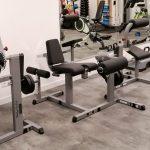 Nieuwe fitnesstoestellen in gebruik genomen